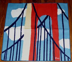 I LOVE these! She was so ahead of her time. VERA LINEN TABLE NAPKINS