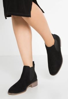 no Booty, Ankle, Black, How To Wear, Shoes, Fashion, Moda, Swag, Zapatos