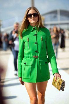 Street Style: PFW Spring/2015