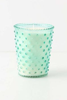 Anthropologie - Simpatico Hobnail Candle