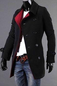 Long Coat (Cohnwrithe)