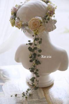 2013.12.17 花冠とリストレット : Ro:zic die floristin