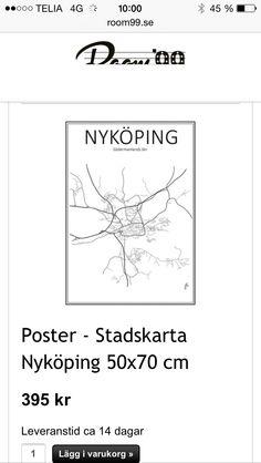 Poster till vardagsrummet