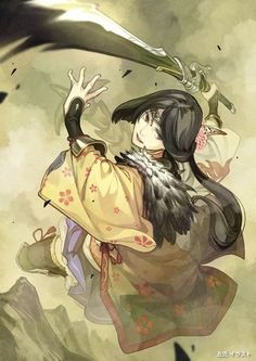 Toukiden Art Work