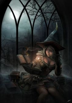 Saritaangel07 - Un toque de magia por luches