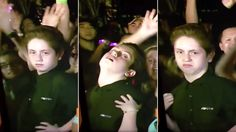 Dancing boy channels Lady Gaga, steals spotlight in live newscast