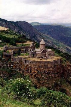 Tatev Monastery, Armenia.