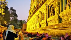 Book online for Buddhist piligrimages, come with us on a divine journey via Varanasi - Sarnath - Bodhgaya - Nalanda - Vaishali - Kushinagar - Sravasti - Lumbini. Click here for details. http://www.whitemushroomholidays.com/holidays/buddhist-trail/