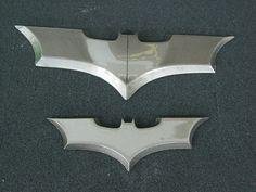 mysuperheroguy.com Batarangs!