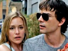 'Covert Affairs' sneak peek: Someone takes a bullet -- EXCLUSIVE