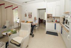 Kodikasta asumista toimivassa asunnossa, omassa 1-2 h + k huoneistossa.