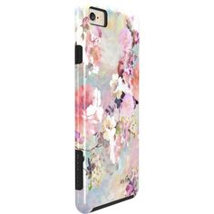 ArtsCase - StrongFit Designers Series Hard Shell Case for Apple iPhone 6 & 6s - Watercolor Flowers by Girly Trend