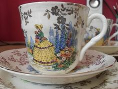 crinoline lady I want this tea cup