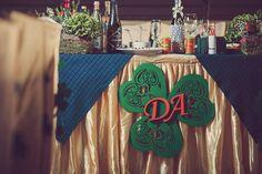 Свадьба Дениса и Анастасии. Ирландия . Тематические свадьбы всегда интересны. Ireland wedding decor
