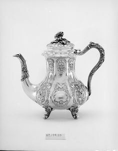 Teapot or Coffee Pot? Lovely