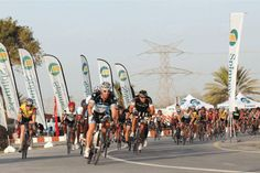 Fast becoming one of the most popular annual events, especially with cycling fans. Held in December each year, with over 2,000 cyclists taking to the Dubai roads in the Spinneys Dubai 92 Cycle Challenge on Friday, so named because of the 92km course.
