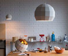 Tesselated lamp