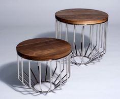 Property Furniture - Wired Side Table