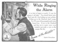 Hartford Fire Insurance Co 1909 Ad Via Advertisementgallery