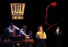 The 39 Steps: A Live Radio Play