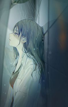 Anime Girl Crying, Sad Anime Girl, Manga Anime Girl, Anime Neko, Kawaii Anime Girl, Sad Drawings, Anime Girl Drawings, Anime Couples Drawings, Sad Girl Drawing