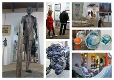 The Walker Bay Art Gallery One of the 13 Galleries that stays open till late for the Hermanus First Fridays Artwalk