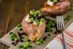How to Make the Most Delicious Baked Sweet Potato (Ever!) #news #alternativenews