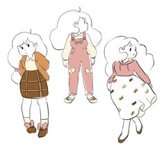 some quick bees outfits