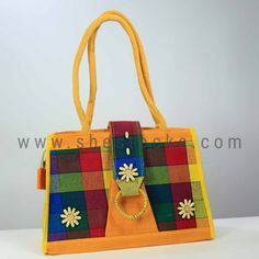 One-stop solution to all the fashion needs of women. Get the latest trends with Big Offers. Online shopping site for women's accessories and apparels. Jute Bags Manufacturers, Fashion Hub, Online Shopping Sites, Womens Fashion Online, Latest Trends, Shoulder Bag, Yellow, Color, Accessories