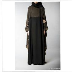 Stunning stunning Arabian Princess cape style abaya  Photographer @wwags #wwags  #abayasfashion #hijabista  #hijabalicious  #abayagkam DubaiFashion #designerabaya #SquarePic