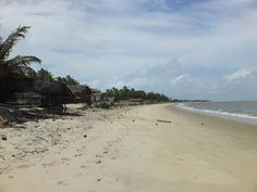 Praia do Fagundes, Lucena (PB)