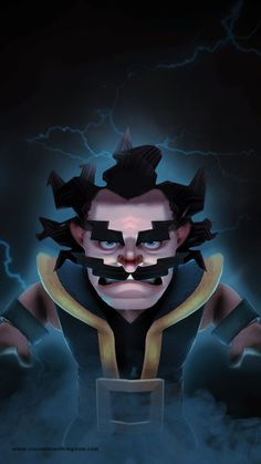 Electro Fury Wallpaper. Download high quality Clash Royale wallpaper now. Get it for free!