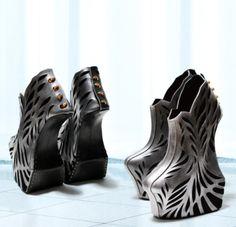 SOMARTA×NORITAKA TATEHANA : Heelless Shoes