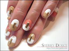 nail art /Bicolor