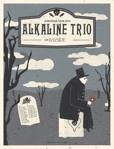 Alkaline Trio/Bayside de Munster