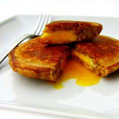 """Chicken Sunshine in a Breakfast Blanket"""
