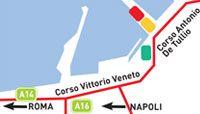 Bari map