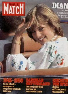 Princess Diana 1981