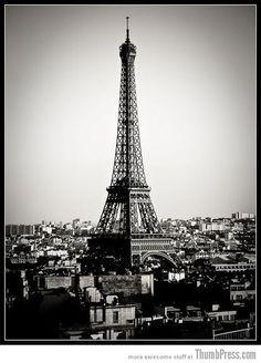 50 fotos de la Torre Eiffel desde diferentes perspectivas - Taringa!