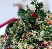 Salad - tabouli