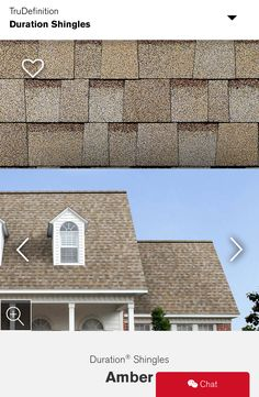 Best Certainteed Landmark Shingles Mojave Tan Accent Wall 640 x 480