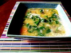Raw Food Passion: Sweet Summer Vegetable Soup