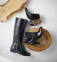 Boots and booties galore! Check out all of our fabulous fall finds!