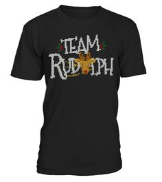 """# Team Rudolph Funny Christmas Sweater Reindeer Gift T-Shirt .  Special Offer, not available in shops      Comes in a variety of styles and colours      Buy yours now before it is too late!      Secured payment via Visa / Mastercard / Amex / PayPal      How to place an order            Choose the model from the drop-down menu      Click on """"Buy it now""""      Choose the size and the quantity      Add your delivery address and bank details      And that's it!      Tags: It's the season for an…"""