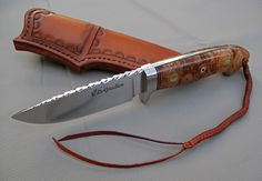 Gallery of Handmade Knives by Michael LoGiudice