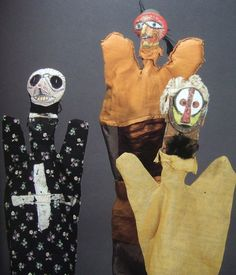 Paul Klee's Puppets