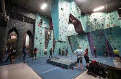 65% Off Rock Climbing Passes At Brooklyn Boulders ~ NYC's Largest Climbing Gym - pulsd