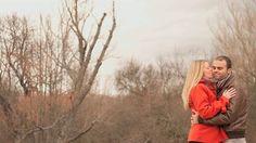"""Esta es una pequeña proyección confeccionada con las mejores fotos del reportaje de Preboda, realizado en Rascafría, un pequeño pueblo, en pleno valle del Lozoya, en el corazón de la sierra madrileña.   Los protagonistas de esta gran historia de """"AMOR"""" y lo pongo en mayúsculas porque es cierto, son Julio y María."""