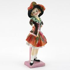 Royal Doulton Figurine, Pearly Girl HN1483