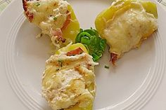 Belegte Ofenkartoffeln 1